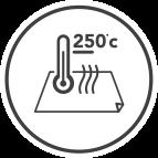 Heat Resistant 250c