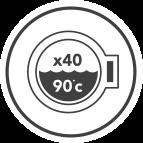 Machine Washable x40